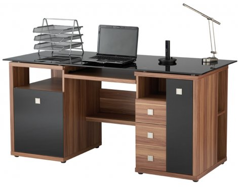 Alphason Saratoga Computer Workstation