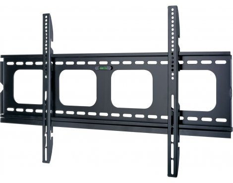 UM105L Universal Super Thin Fixed Wall Bracket up to 90""
