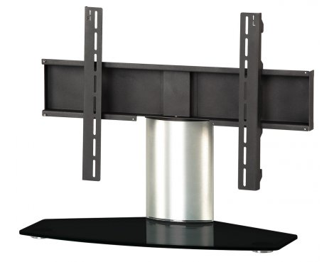 B GRADE/Box slightly damaged Sonorous Black and Silver Universal Table Top Stand