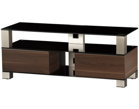 "Sonorous Mood Walnut TV Unit for up to 60"" TVs"