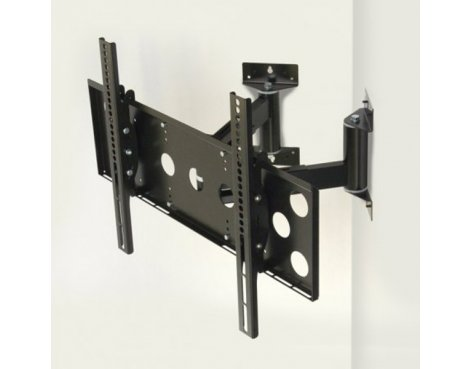 "World Mounts Corner mounted wall bracket for 32"" to 52\"" TVs"