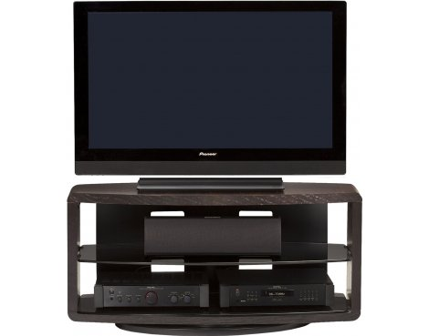 """BDI Espresso Stained Oak TV Unit For Up To 50\"""" TVs"""