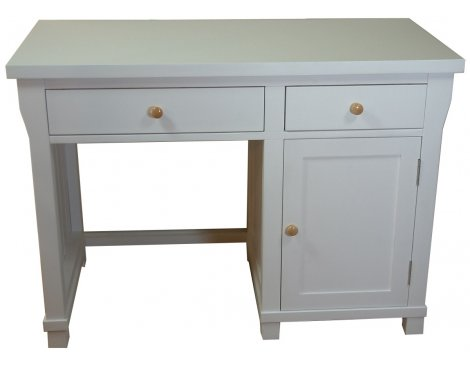 Hampton Single Pedestal Computer Desk