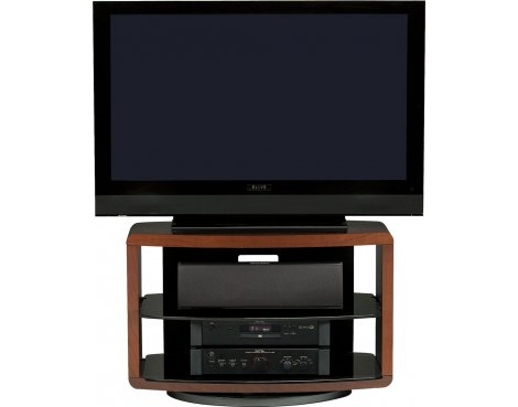 "BDI Natural Cherry TV Unit For Up To 42"" TVs"