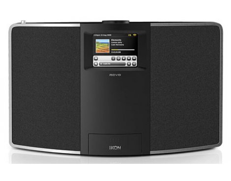 Revo IKON ipod Docking Station With DAB Radio