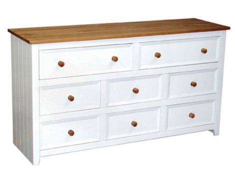 Capri 6 + 2 Drawer Chest