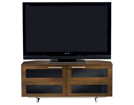 "Avion 8925 Chocolate Walnut For Up To 55"" TVs"