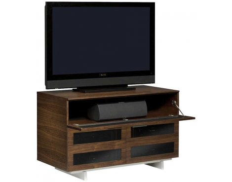 "BDI Avion 8928 Chocolate Walnut For Up To 50"" TVs"
