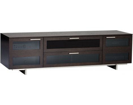 "Avion 8929 Expresso Oak For Up To 82"" TVs"