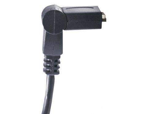 Swivel Head 1M HDMI  to HDMI Cable