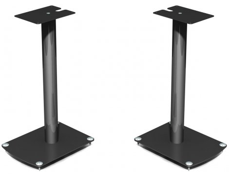 World Mounts  WMZ3 Pair of Speaker Stands 500mm high