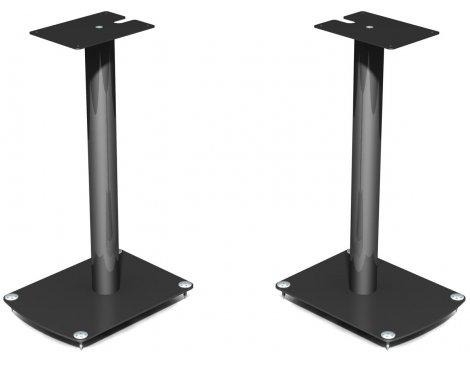 World Mounts WMZ3 Pair of Speaker Stands 800mm high