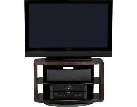 "BDI Espresso Oak TV Unit For Up To 42"" TVs"