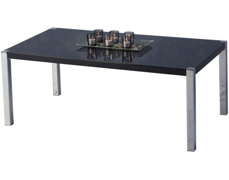 Charisma Black Coffee Table