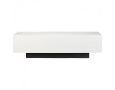 """Spectral Brick White TV Stand for TVs up to 70\"""""""