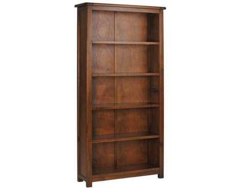 Core Products Boston Painted Tall Pine Bookcase