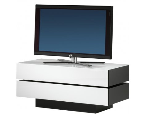 Spectral Brick BR1202 Luxury White TV and AV Cabinet