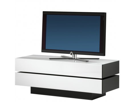 Spectral Brick BR1502 White TV and AV Cabinet