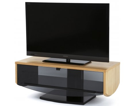 """Off The Wall Eclipse Oak TV Cabinet for TVs up to 52\"""""""
