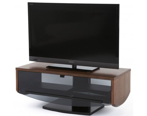 Off The Wall Eclipse Walut TV Cabinet for TVs up to 52""