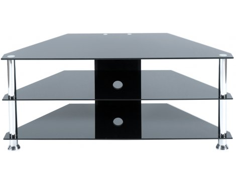 "LEVV Universal Corner TV Stand For Up To 42"" TVs"