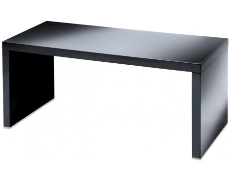 LEVV High Gloss Black Coffee Table