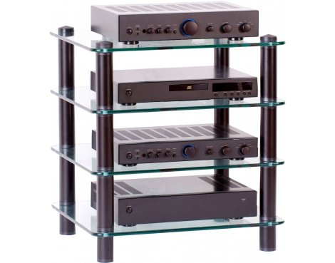 Optimum Prelude Four Shelf Hifi Stand