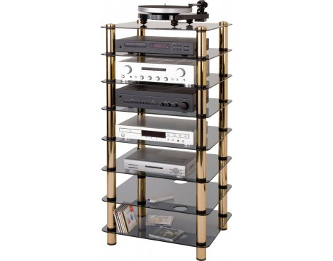 Optimum Prelude Eight Shelf Hifi Stand