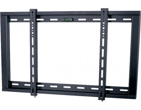 "UM104M Ultimate Mounts Black Fixed Wall Mount Bracket up to 60"" TV\'s"
