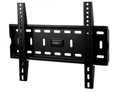 "Medium Fixed Black LCD Wall Mount Bracket - 26"" - 40\"" TV\'s"