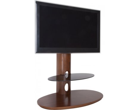 Chepstow Walnut Cantilever TV Stand for up to 50""