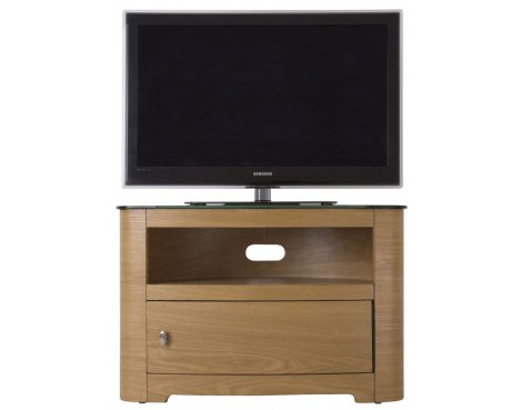 AVF Blenhiem Oak TV Cabinet for up to 37""