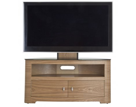 AVF Oak Blenheim TV Stand With Mount for up to 55""