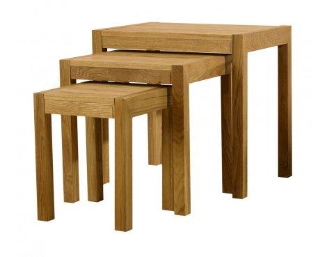 Mark Harris Verona Light Nest of Tables
