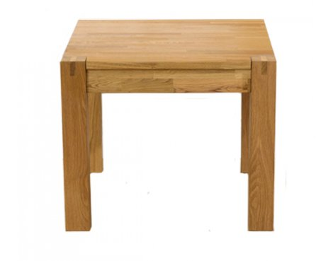 Verona Light Oak Lamp Table