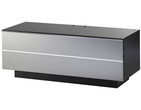 "UK-CF Ultimate Inox TV Stand For Up To 50"" TVs"