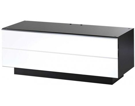 """UK-CF Ultimate White TV Stand For Up To 50\"""" TVs"""