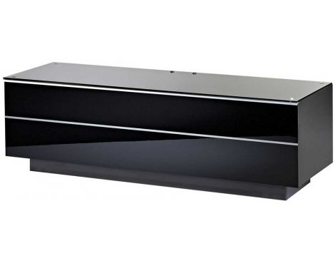 "UK-CF Ultimate Black TV Stand For Up To 60"" TVs"