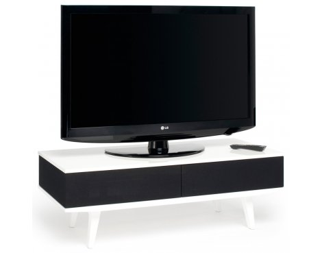 "Display Model - FB110W Fabrik TV Stand for up to 55"" TVs"