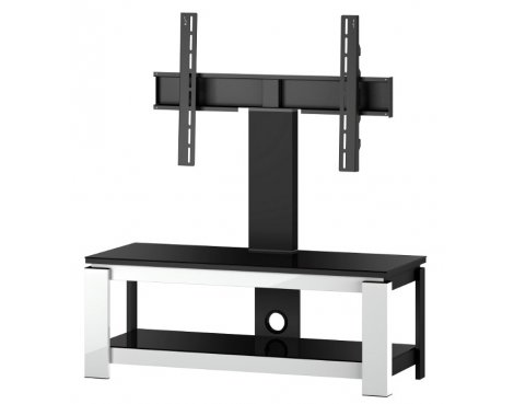 "Sonorous High Gloss 2 shelf cantilever stand for up to 42"" TVs"