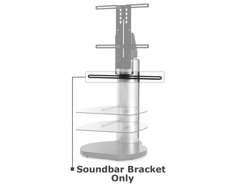 Soundbar Bracket for Origin II and Motion Stands