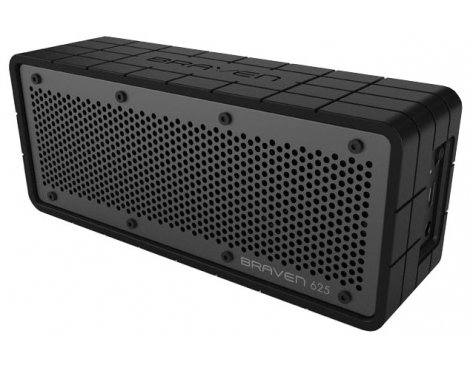 Braven Portable Wireless Speaker in Black & Grey