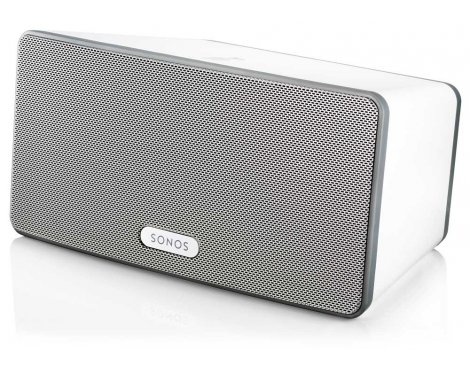 Sonos PLAY:3 HiFi Speaker System in White
