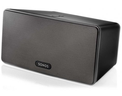 Sonos PLAY:3 HiFi Speaker System in Black
