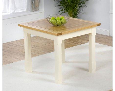 Mark Harris Windsor Solid Pine 90cm Dining Table