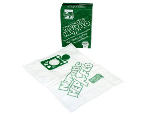 B GRADE Henry Dust Bag NVM-1CH 3 Layer Hepaflo Dust Bag 10 Pack