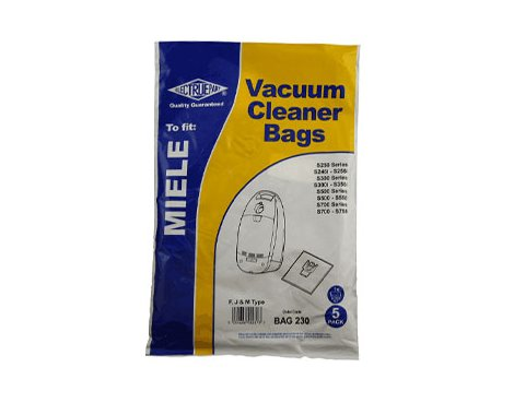 Electruepart FJM Material Dust Bag For Miele S250 300 500 700 se