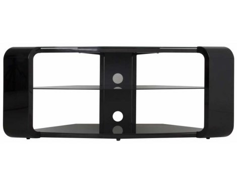 AVF Como Gloss Black TV Stand