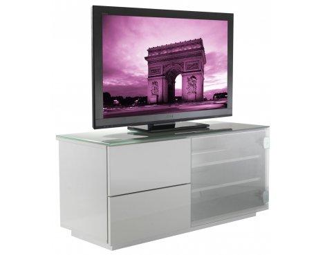UK-CF Paris WHT/WHT TV Stand