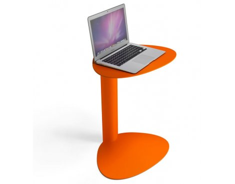 BDI Bink Tangerine Laptop Desk